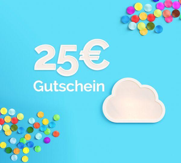 Gutschein Code 25 €