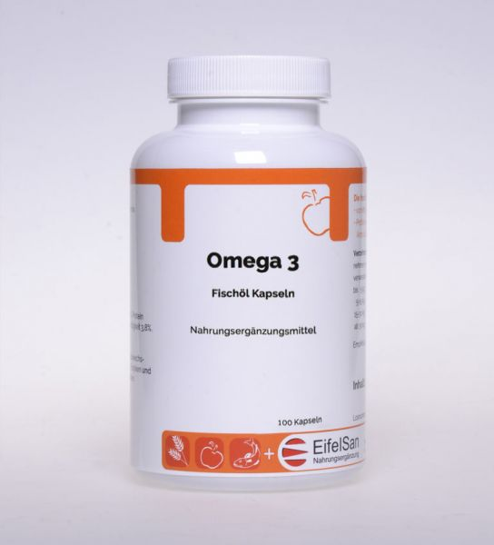 Omega 3 Fischöl Kapseln - ersetzt!