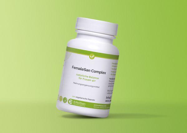 FemaleSan Complex - natürliche Balance