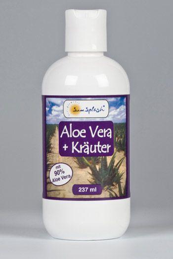 Aloe Vera + Kräuter Massage Creme
