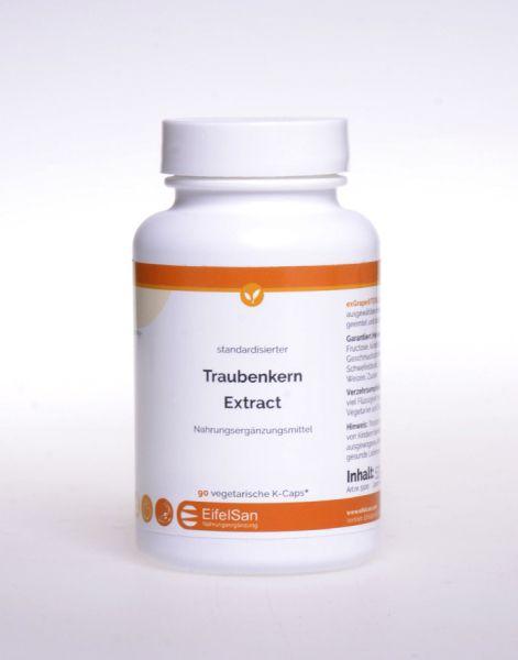 Traubenkern Extract mit OPC, Flavonoiden, Vit. C+E