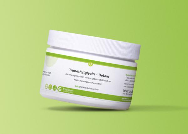 Betain Pulver - Homocystein Regulator