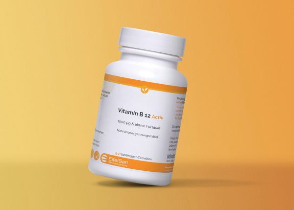 Vitamin B12 Complex Activ