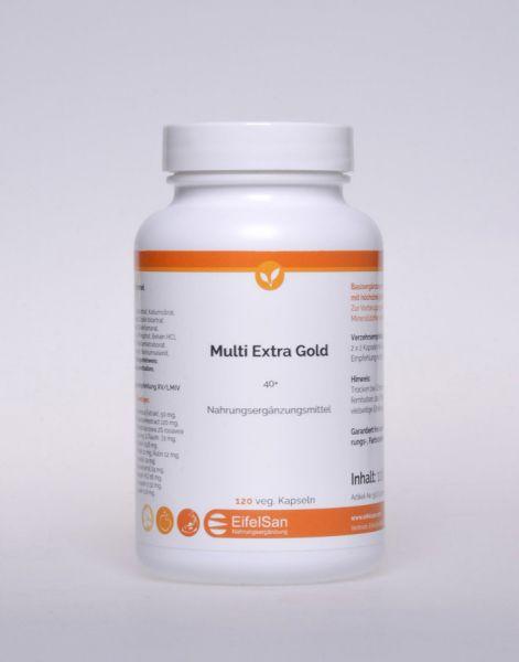 Multi Extra Gold Kapseln