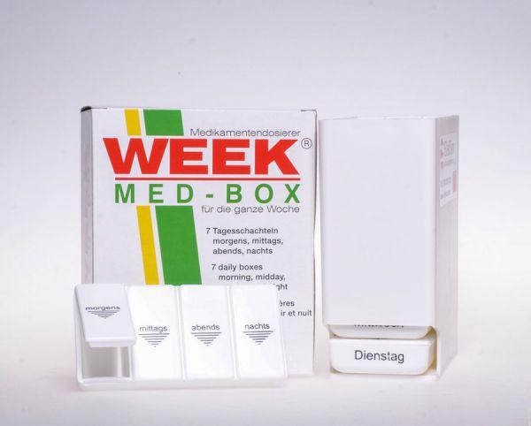 Tablettenbox für 1 Woche