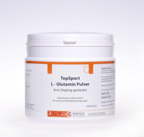 TopSport L-Glutamin Pulver