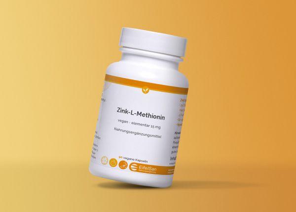 Zink-L-Methionin vegan