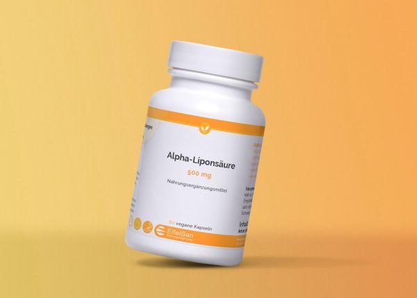 Alpha Liponsäure 250 mg R(+)