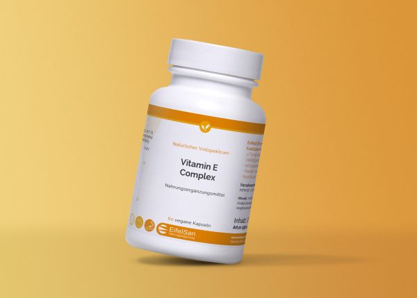 Vitamin E Vollspektrum Complex