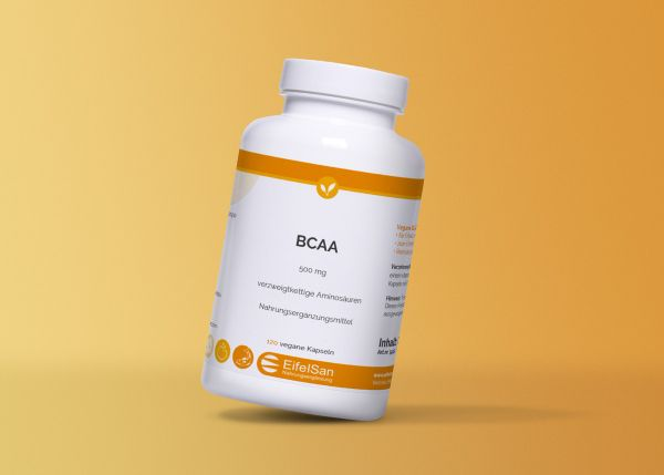BCAA Kapseln mit Inositol - vegan
