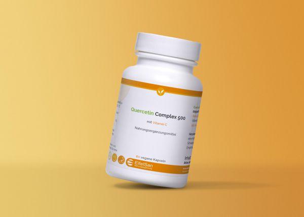 Quercetin 500 mit Vitamin C