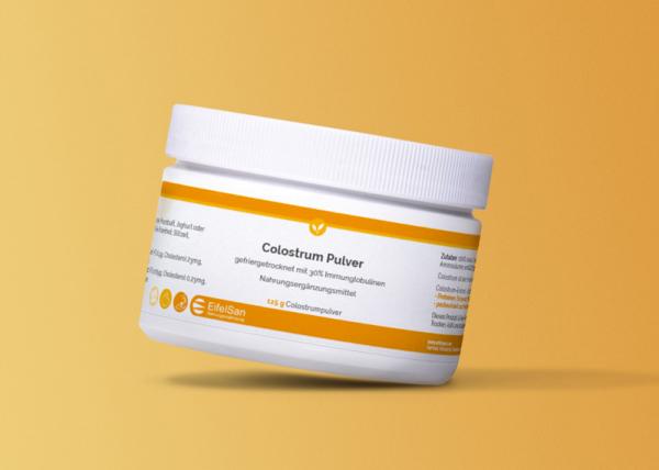 Colostrum mit 30% Immunglobulinen