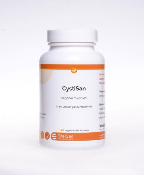 CystiSan mit Cranberry + D-Mannose