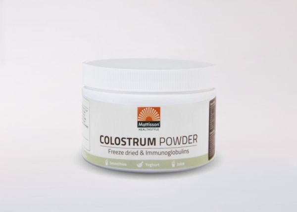 Colostrum 30% IgG 125g Pulver
