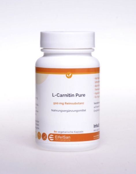 L-Carnitin Pure - vegan