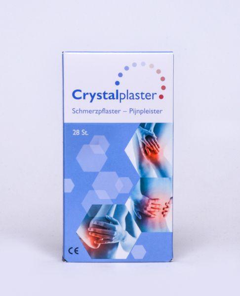 Crystal Schmerz-stillendes Pflaster 28