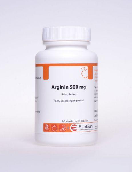 L-Arginin 500 - vegan