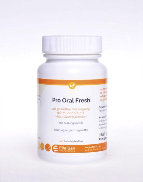Pro Oral Fresh - für frischen Atem