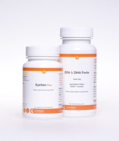 EyeSan Plus & DHA
