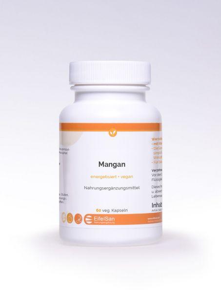 Mangan vegan + energetisiert