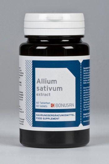 Knoblauch - Allium Sativum Extract