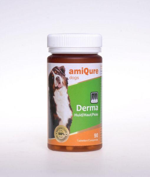 amiqure Hund: Derma Haut und Fell