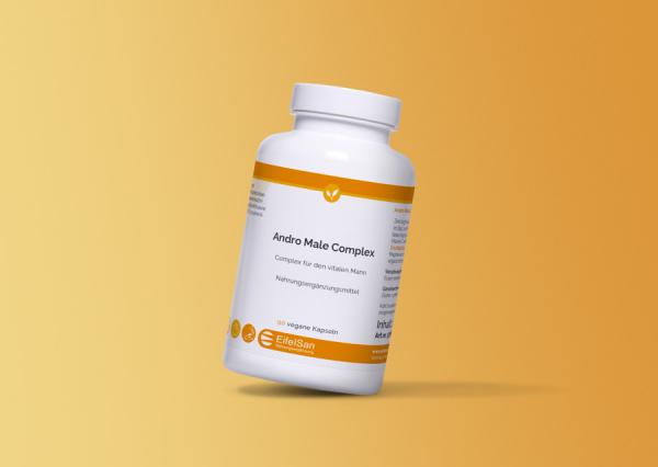 Andro Male Complex - für den vitalen Mann