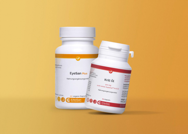 EyeSan Plus & Krillöl