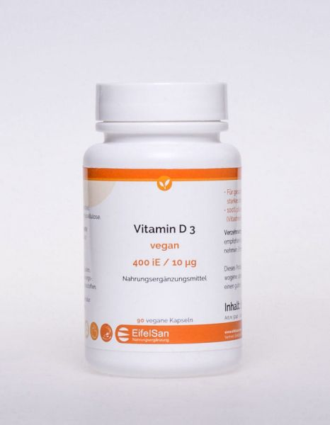 Vitamin D3 vegan 1000iE / 25µg
