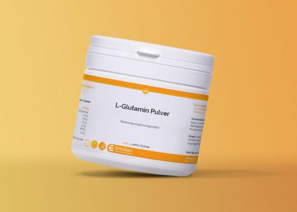 L-Glutamin Pulver Vegan