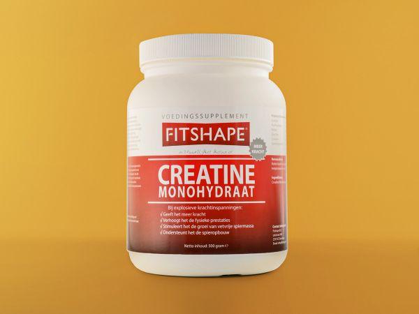 Creatin Monohydrat 500 g Reinsubstanz