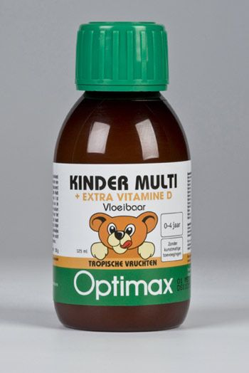 Kinder-Multi + D3 Saft
