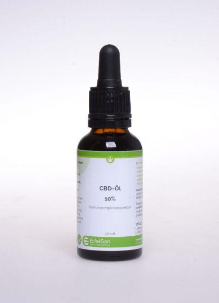 CBD Cannabidiol 10% Öl 30ml