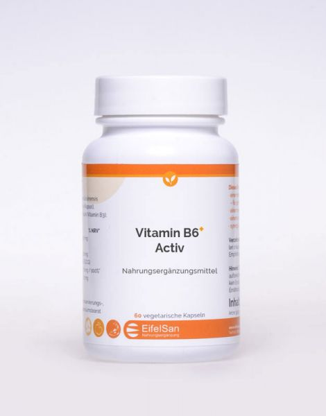 Vitamin B6 Plus Activ