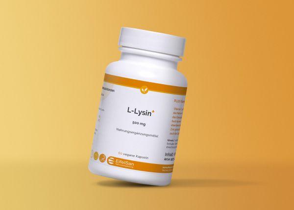 L-Lysin + Vitamin C aus Acerola-Kirsche