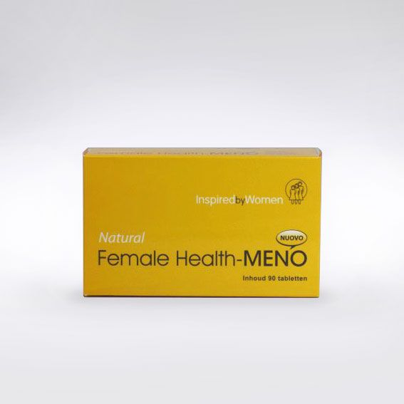 Female Health-Meno natural lieferbar November 2018