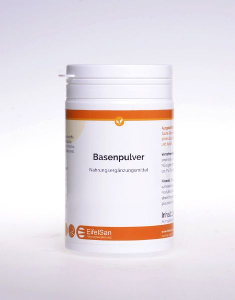 Basenpulver - bas. Mineralien-Complex