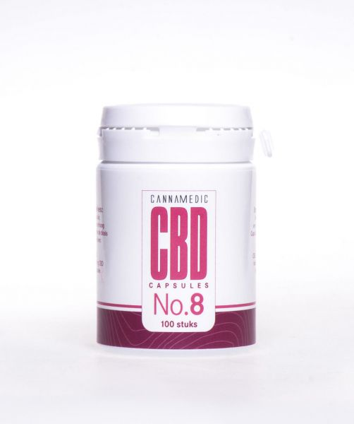 CBD Hanföl Kapseln 3 mg