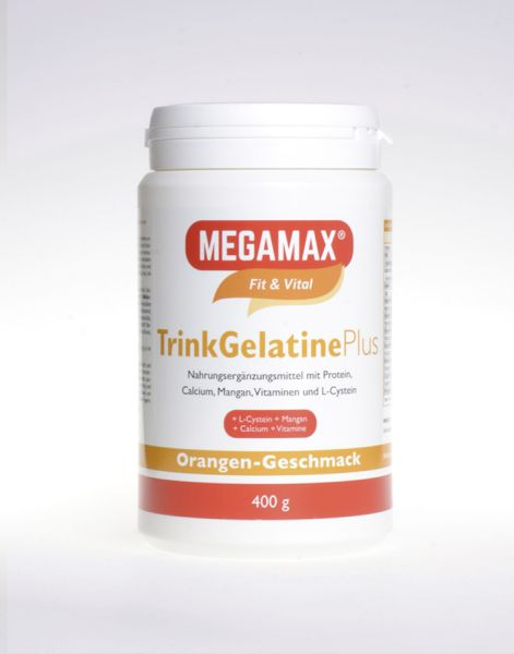 TrinkGelatine Plus Cystein + Mangan 400g