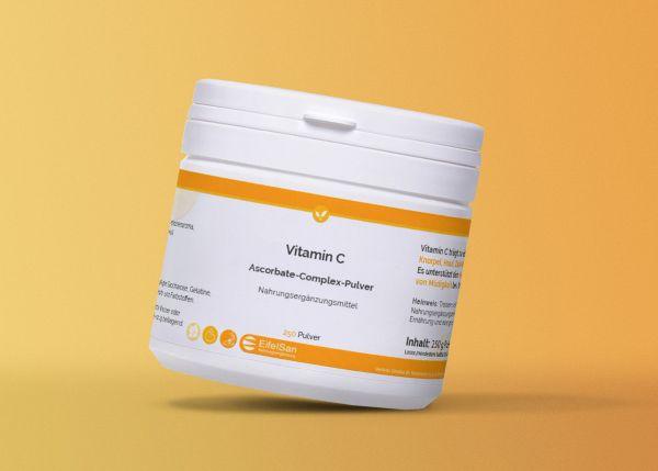 Vitamin C Pulver Ascorbate Complex