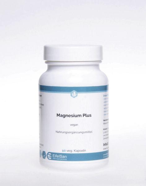 Magnesium Plus Aktiv Vegan