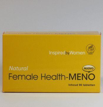 Female Health-Meno natural