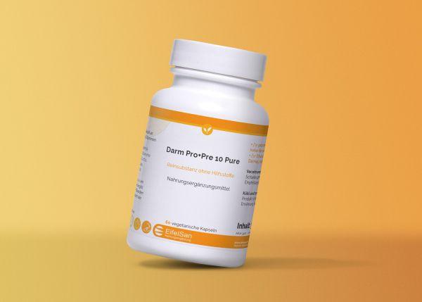 Darm Pro+Pre 10 Pure mit Inulin