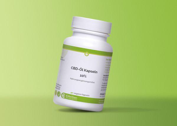 CBD Kapseln 10 mg