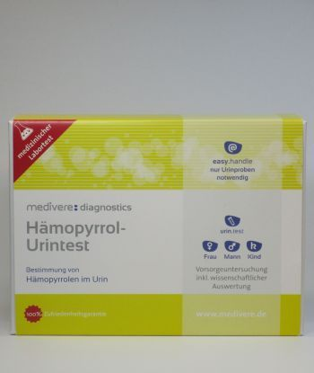 Hämopyrrol-Urintest