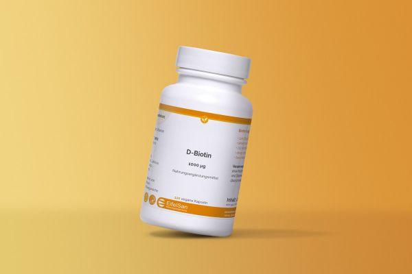 Biotin vegan 1000 µg