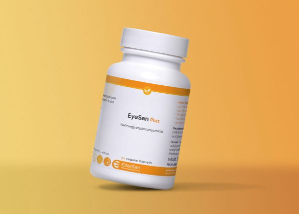 EyeSan Plus für den inneren Augenschutz